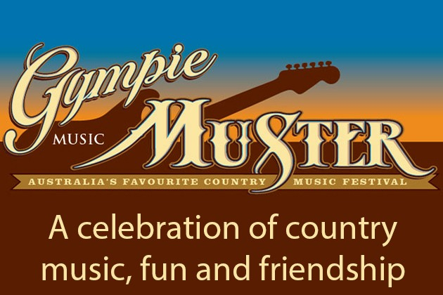 country music festival gympie